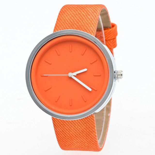 Fashion Women's Pointer Quartz Wrist Watch