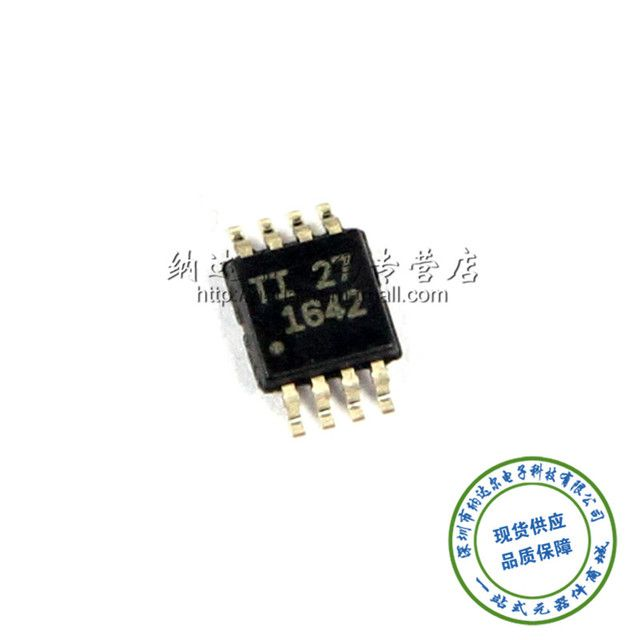 OPA1642 OPA1642AIDGKR OPA1642AIDGK TSSOP-8 Original authent and new Free Shipping