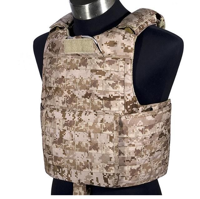 FLYYE MOLLE Releasable Body Armor  Vest Military Tactical Vest VT-M029