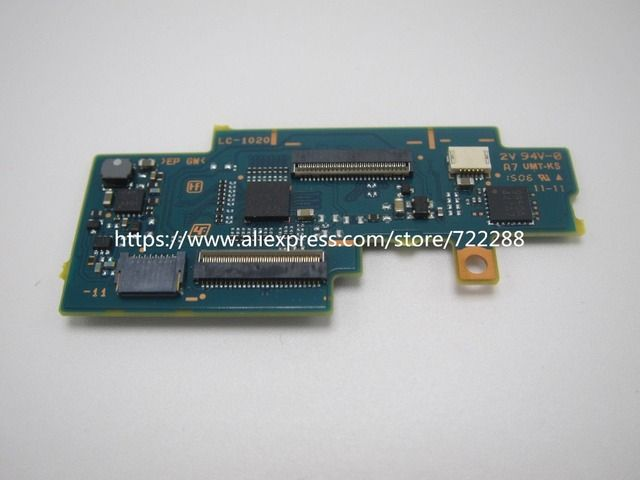 Repair Parts For Sony RX100 III RX100M3 DSC-RX100 III DSC-RX100M3 LCD Screen Control Driver Board LC-1020