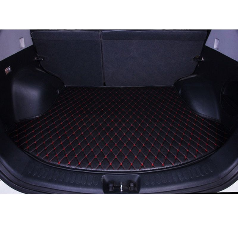 Custom fit car trunk mat for bmw x5x6x3x1 525 320 730 for mazda cx5 car styling tray carpet cargo liner