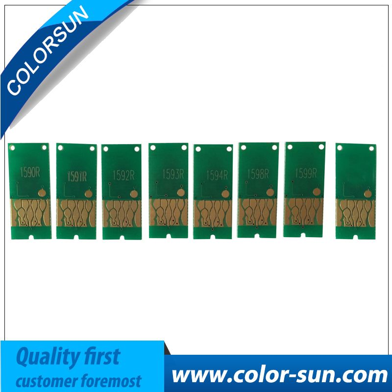 8PCS ARC Chips For EPSON Photo R2000 Refillable Ink Cartridge CISS CIS Auto Reset chip chips