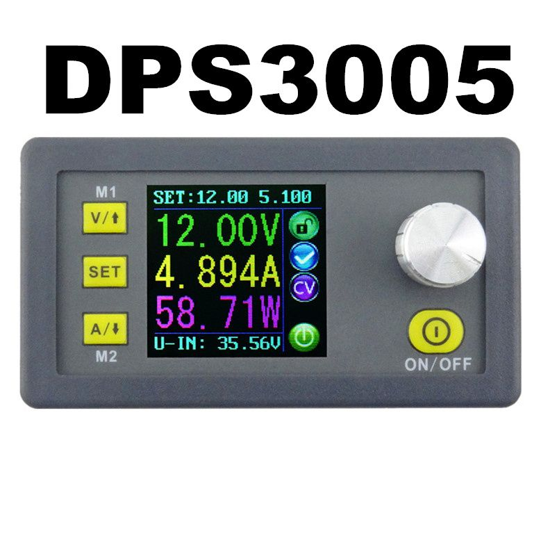 DPS3005 LCD display constant Voltage constant  current Step-down Programmable control Supply Power module  9%OFF