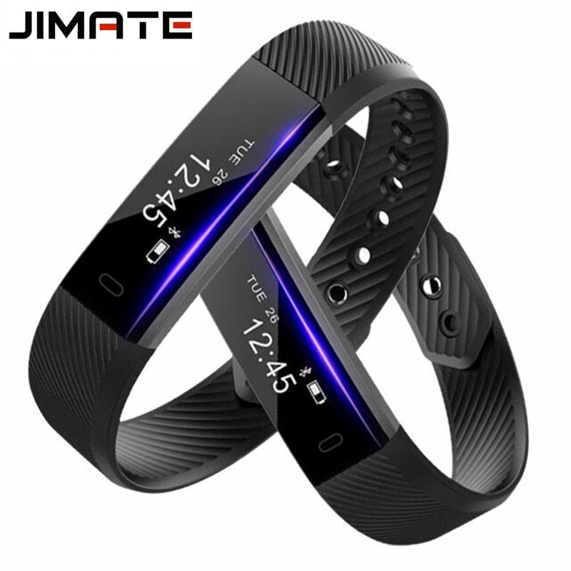 ID115 Smart Bracelet Band Sleep Activity Fitness Tracker Alarm Clock Pedometer Wristband For IOS Android pk Fitbits Smartband