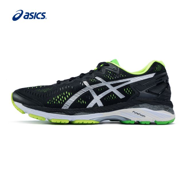 Original ASICS Men Shoes GEL-KAYANO 23 Breathable Cushion Running Shoes Light Weight Sports Shoes Sneakers free shipping