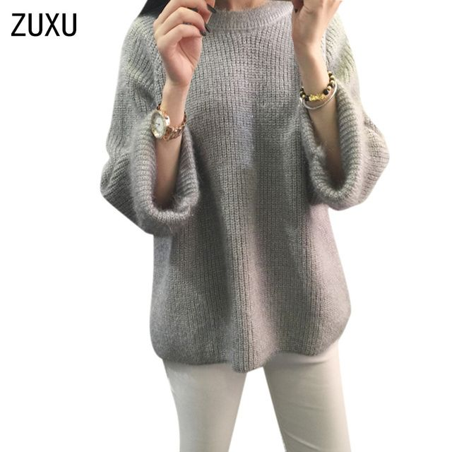Women Pullover Sweater Winter New Brand Fashion Warm Pullovers High Quality Candy Colors Pull Femme Comfort Soft Wool