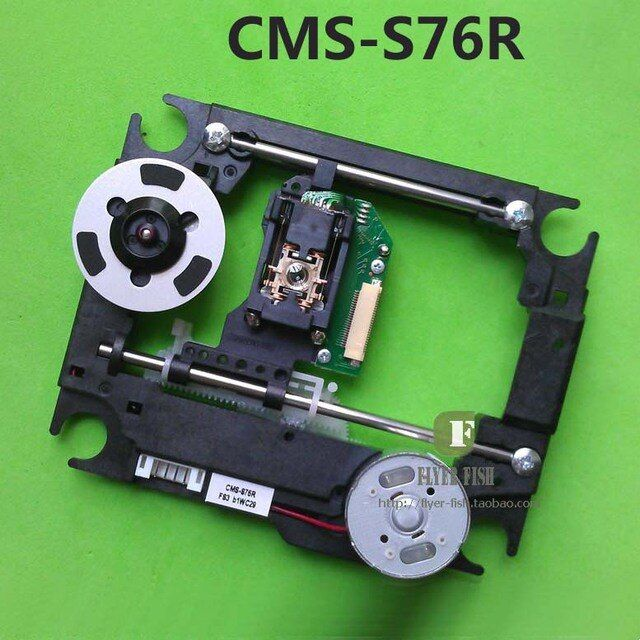 Pickups SOH-DL6 with plastic mech CMS-S76 (dl6 ccm) Optical pick up CMS-S76R for DVD Laser Lens S76R