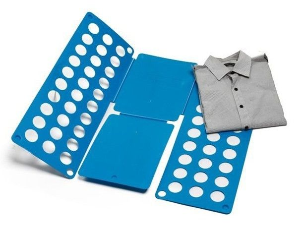 Gift Free shipping Buy Adult Fast Speed Folder Clothes Shirts Folding Board fast folder clothes adult clothes rack 16015