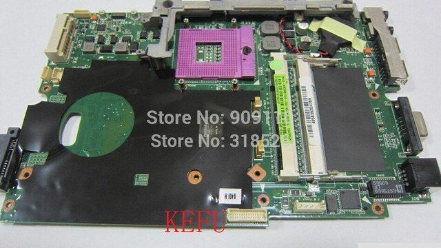 KEFU for K50IN k40IN laptop motherboard for ASUS X8AIN,X5DIN,K40IN mainboard 100% tested with free shipping