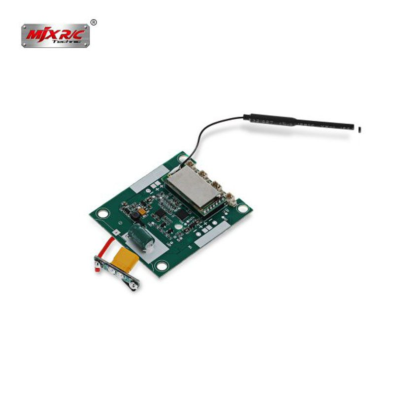 Original Receive board  for MJX B3 Rc Quadcopter Drone ( MJX Bugs 3 ) Spare Parts Accessories