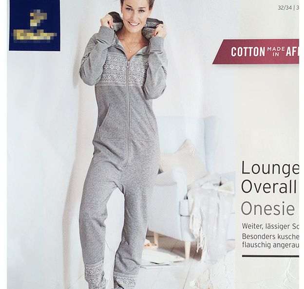 woman's jumpsuit home onesie