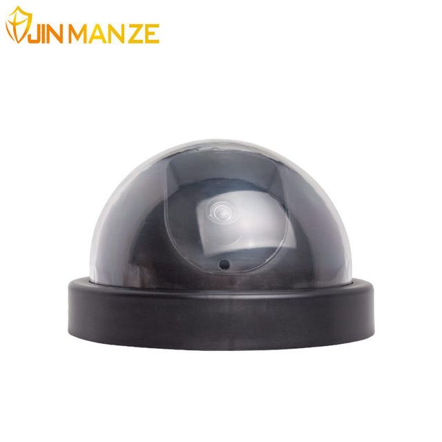 Wireless indoor/outdoor Surveillance Dummy Ir Led Fake dome simulation security camera CCTV Security Camera video Surveillance