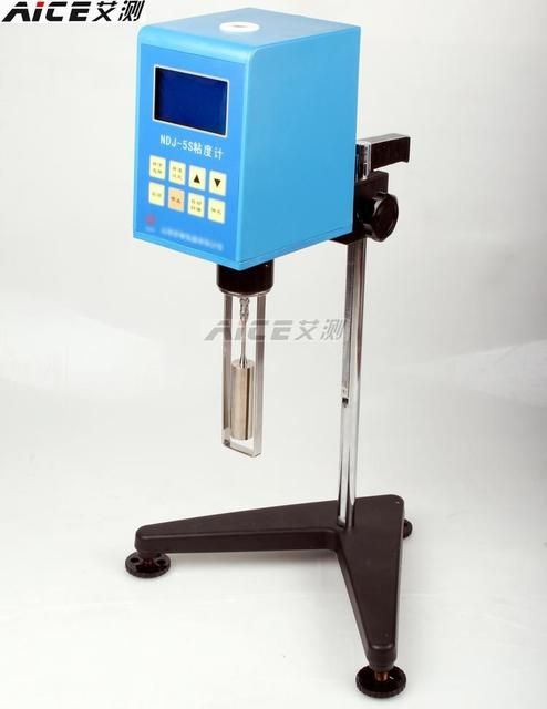 NDJ-5S NDJ-8S Digital Viscometer rotating viscometer
