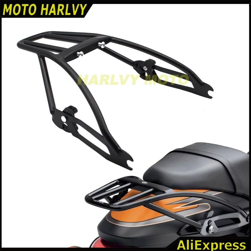Detachables Two-Up Luggage Rack For Harley Davidson Street XG 500 750 2015-2017