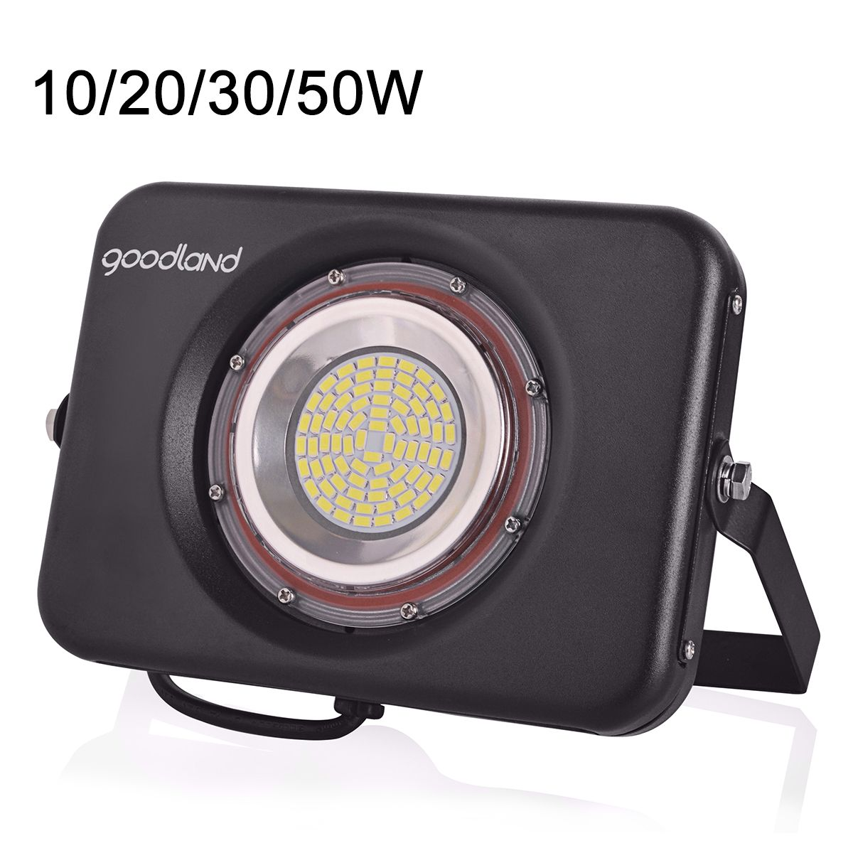 NEW LED Flood Light 220V Reflector LED Outdoor Spotlight 10W 20W 30W 50W LED  Floodlight SMD2835 Waterproof IP67