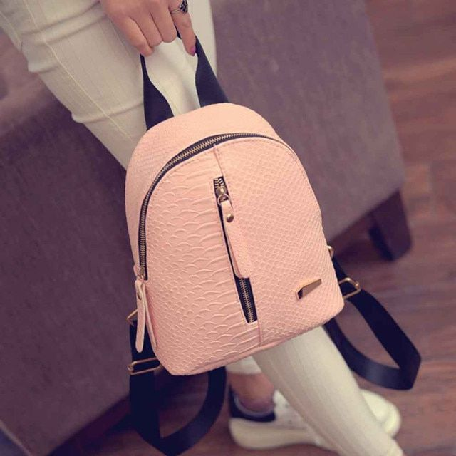 Ulrica 2017 Cute Korean Small New Women Bag Packs Quality PU Leather Fashion Bags Mini Backpack women's backpacks Back Pack