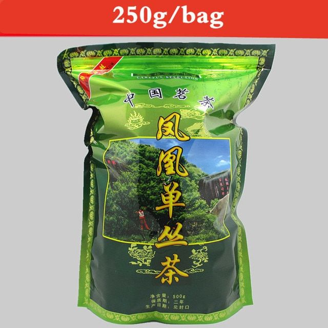 Spring Chinese Chaozhou Phoenix Dancong Tea Chaozhou Feng Huang Dan Cong Tea Oolong Tea green food Light Fragrance 250g