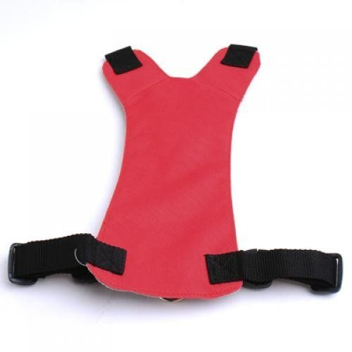GSFY! Red Universal Fit Car Vehicle Dog Pet Seat Safety Belt Harness M