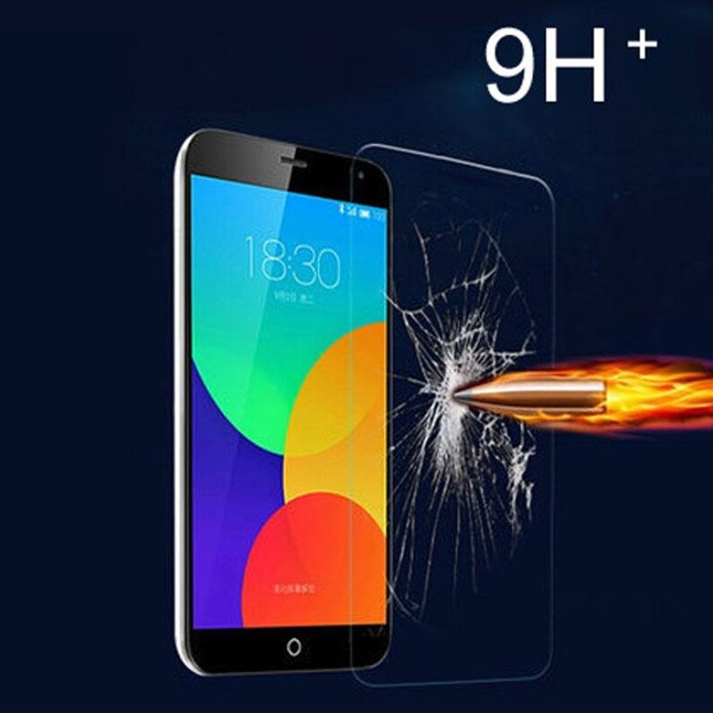 2.5D 9H Tempered Glass Screen Protector For Meizu M3 Note M1 M2 Note M2 mini MX4 Pro MX5 Pro 5 Pro 6 MX6 Cover Toughened Film
