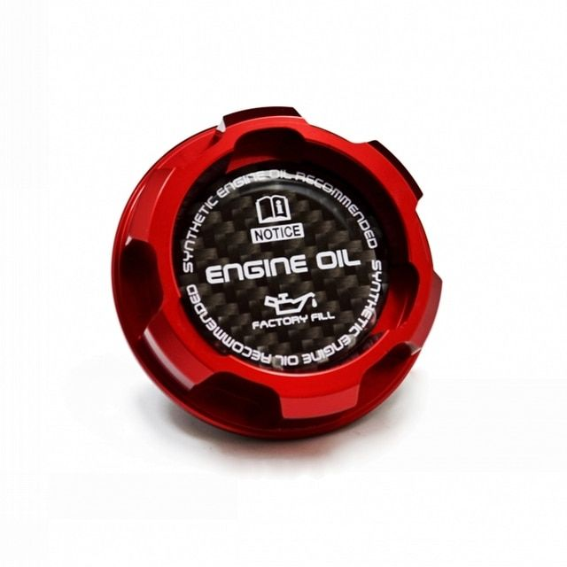 New Red Aluminum ENGINE Oil Cap FIT MAZDA MAZDASPEED RX7 RX8 323 FAMILIA BP 1.8L PROTEGE FSDET  MIATA MX5 MX-5 car styling
