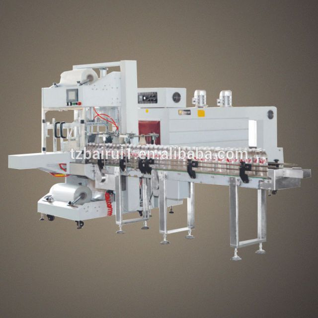 Auto Sleeve Sealing and Shrinking Packing/Packaging Machine