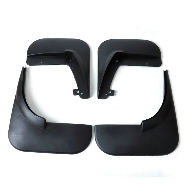 beler 4pcs New Mud Flaps Flap Splash Guards Mudguard Including Screws for VW Passat B5 B5.5 1998 1999 2000 2001 2002 2003 2004