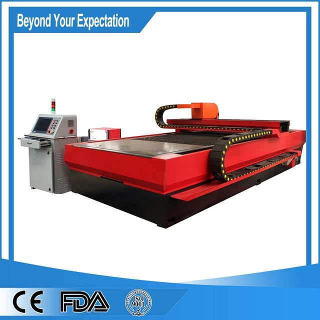 500W fiber laser source fiber laser cutting machine