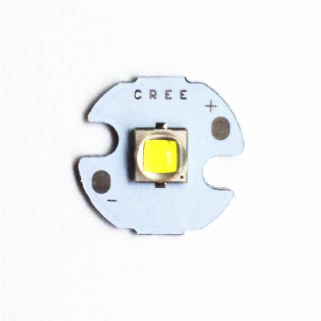 12mm 16mm 20mm Board CREE XML XML2 T6 beads U2 10W High Power LED Emitter/Bulb For Flashlight DIY
