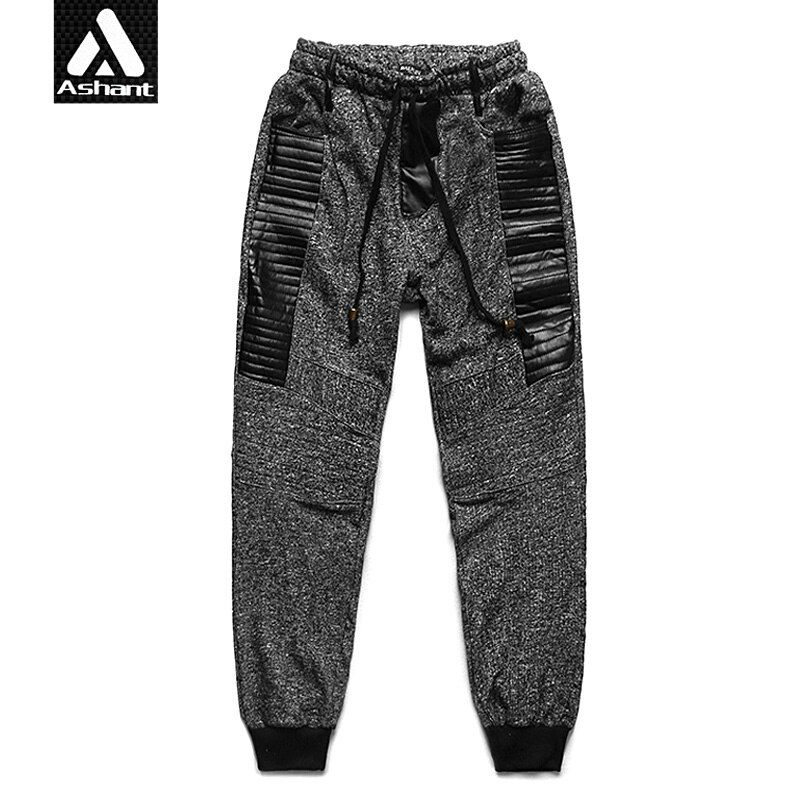 2016 New Men's Autumn Casual Pants Size XXXXL 5XL 6XL 7XL,8XL Fashion Striped Sweatpants Loose Baggy Trousers