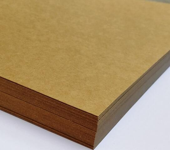 230g A4 Brown Kraft Blank Matte Paper Cardstock Thick Papers Cardboard For Craft Cardmaking 2/10/30/50 Sheets