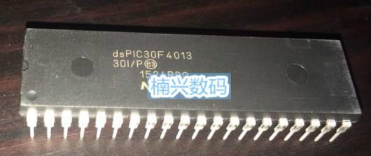10pcs dspic30f4013-30I/P dsPIC30F4013 DIP40   New