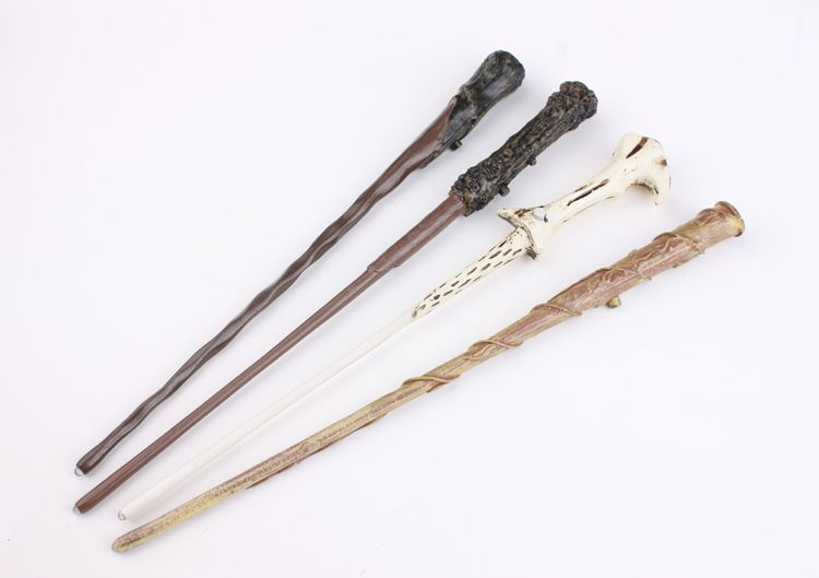 Led Lighttting Harry Moive magic wand light wand Hermione  Lord Voldemort Ron magical wand as Christmas gift