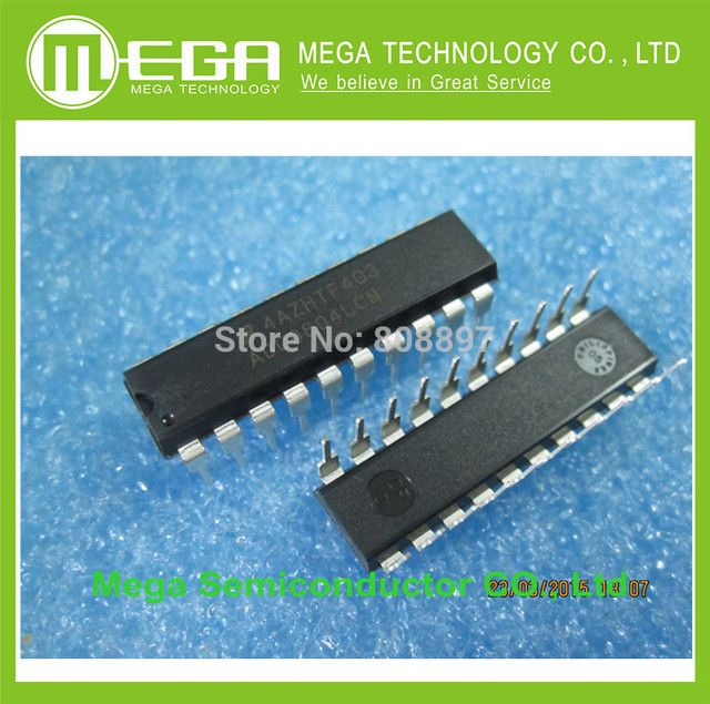 Free Shipping 5PCS ADC0804 ADC0804LCN 100% NEW
