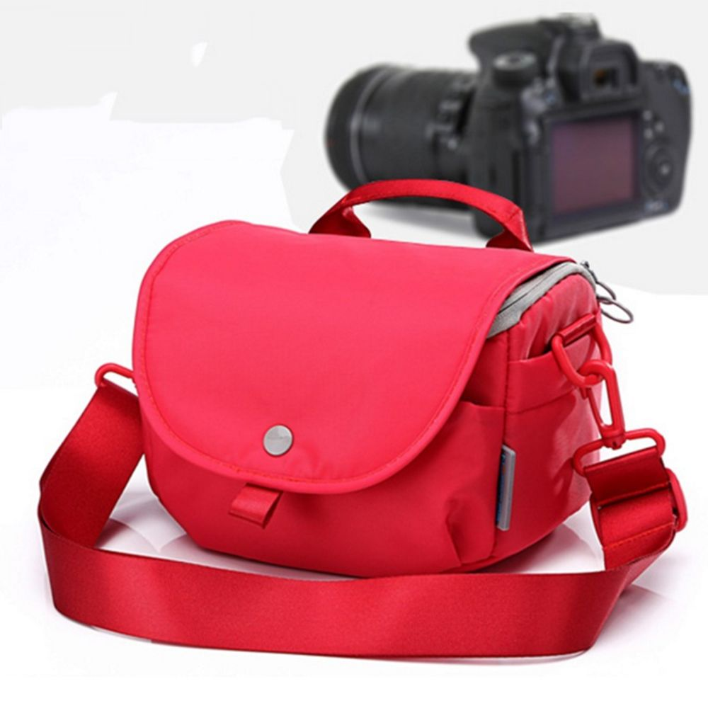 Fashion Nylon Waterproof DSLR Camera Bag Shoulder  for Nikon DSLR D3500 D3200 D3300 D7200 D5200 D5300 D7100 D90 J5 P600 P530