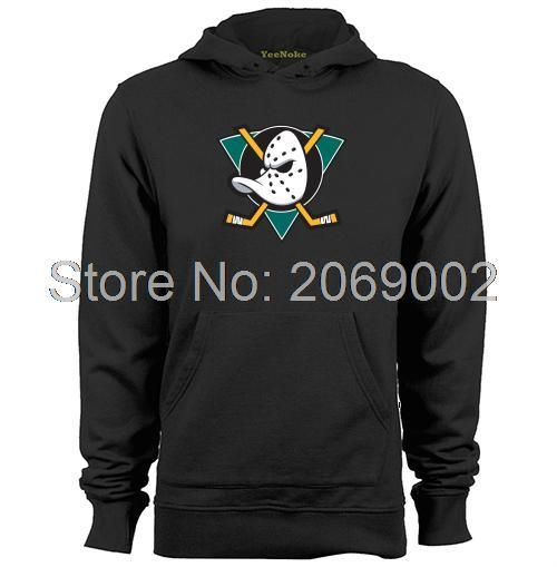 LEAGUE MIGHTY DUCKS Mens & Womens Street Fashion Casual Hoodies