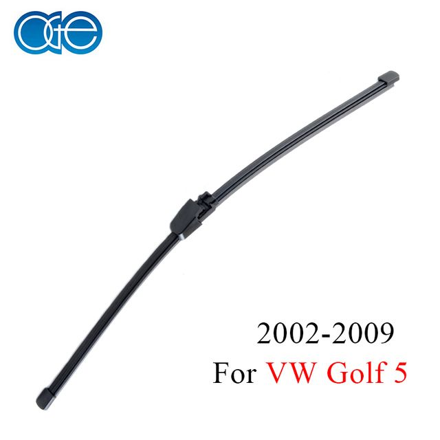 Oge 13'' Rear Wiper Blade For VW Golf 5 V 2002 2003 2004 2005 2006 2007 2008 2009 High-Quality Rubber Car Accessories