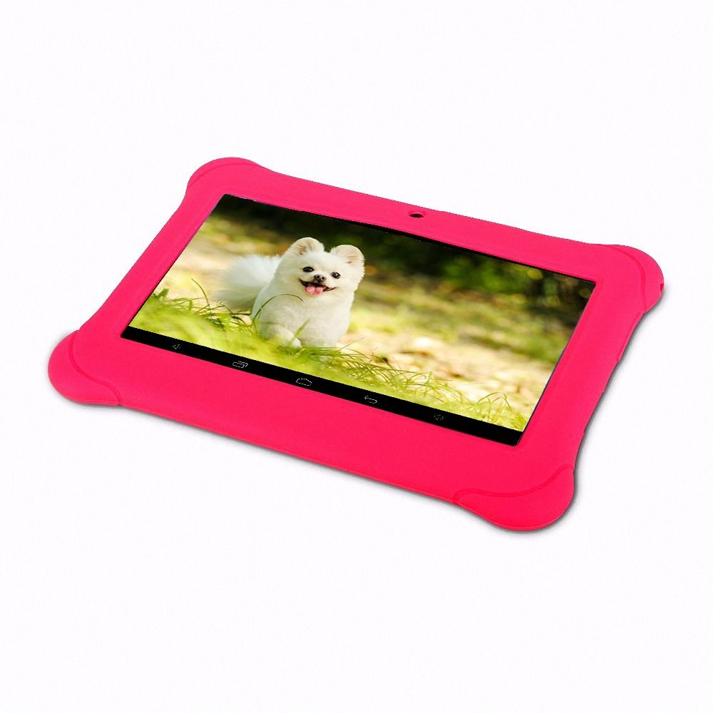 New design 7 inch Tablet for Kids Children Gift Game Apps Android 4.4 512 + 8 GB ROM WiFi Quad Core Tablet pc 7 8 9 10 10.1