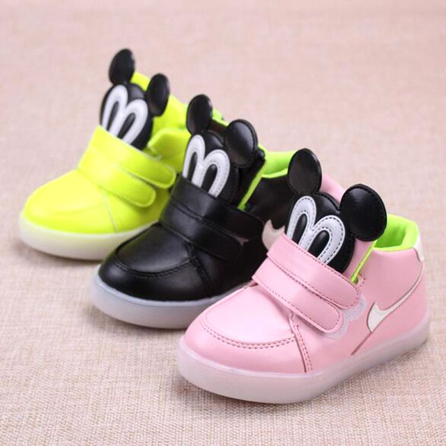 2017 New Autumn Glitter Kids Fit Girl Boy yeezy Shoes Fashion Sport Shoes Star Sneaker Shoes For Girls 10 Size nmd