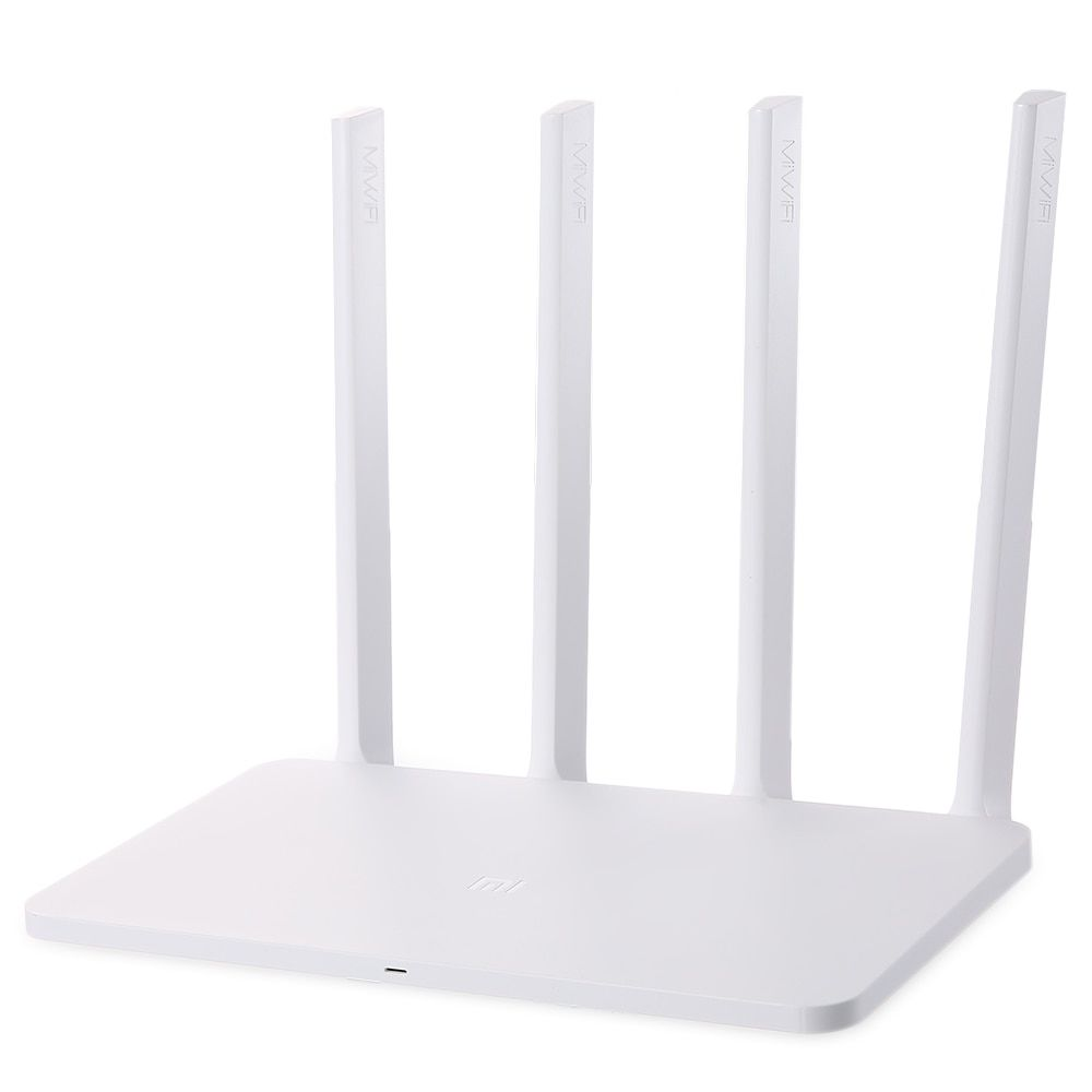 Xiaomi 3C Mi Wifi Repeater 300Mbps 2.4GHz Wireless Router Repetidor Wi-Fi Roteador Signal Booster with 4 Antenna Chinese Version