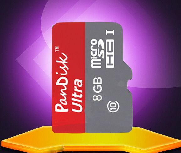 Memory Card 16 GB Class 4 Micro SD 16 GB SDXC MicroSD TF Card XC Full Capacity One Year Warranty