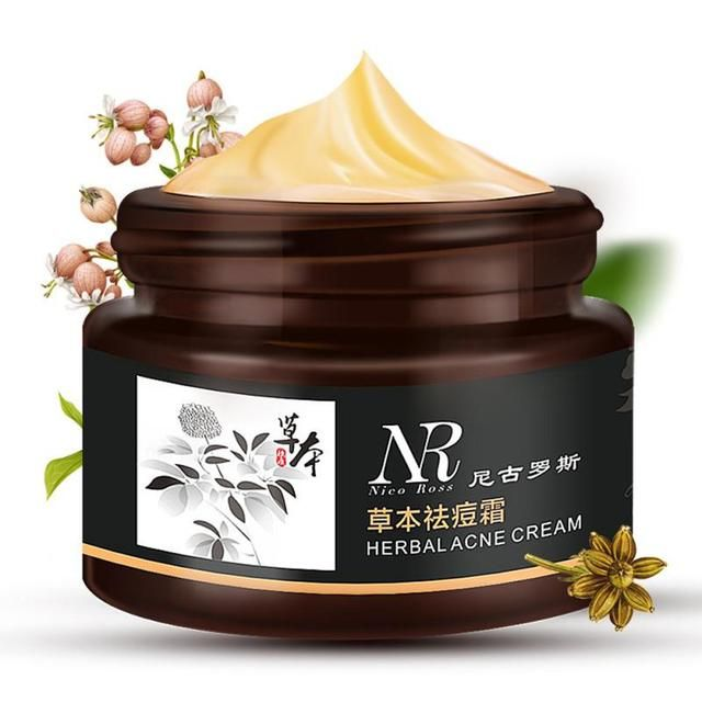 NR Skin Care Removal Blemish Face Cream Acne Treatment Effective Herbal Acne Cream Treatments Care Face Skin#212