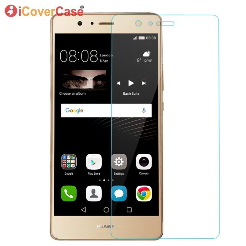 For Huawei P8 Lite P9Lite Tempered Glass Screen Protector Front Film Cover Phone Accessory Case For Huawei P9 P8 Lite 2017 Glass
