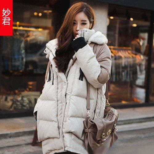 2015 New Long Parkas Female Women Winter Coat Thickening Cotton Winter Jacket Outwear Parkas for Women Winter Outwear WT0023