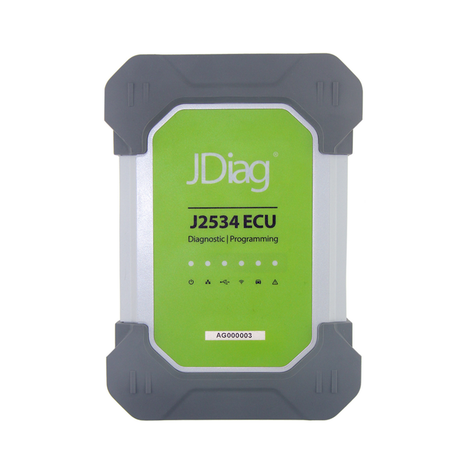 New JDIAG Elite II Pro J2534 Full Version ECU Programming Tool Without Software Free Shipping
