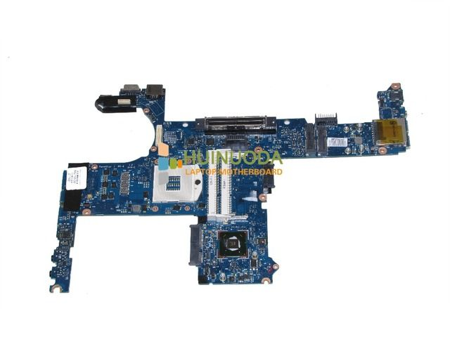 642759-001 Laptop motherboard For HP elitebook 8460P Series Notebook PC System board main board QM67 DDR3 Intel HD 100% tested