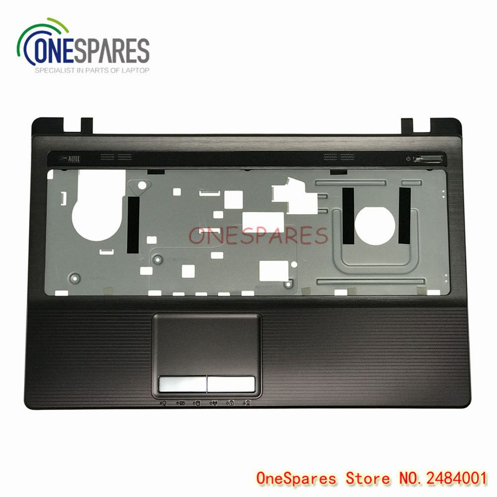 NEW Original Laptop LCD Upper Case Bezel Top Case touchpad cover For Asus K53 K53T K53U X53U X53B K53B A53U X53Z AP0K3000200