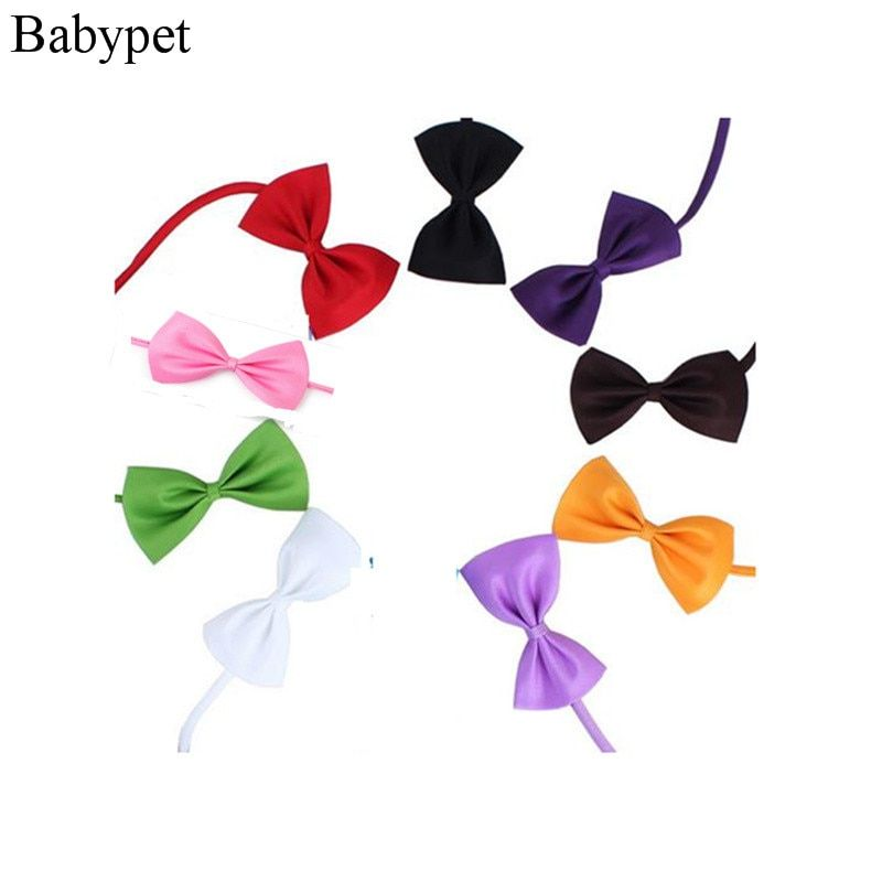 2 pieces/lot pet tie for small dogs fashion cute dog puppy cat pet bow tie necktie pet shop accessories and products supplies