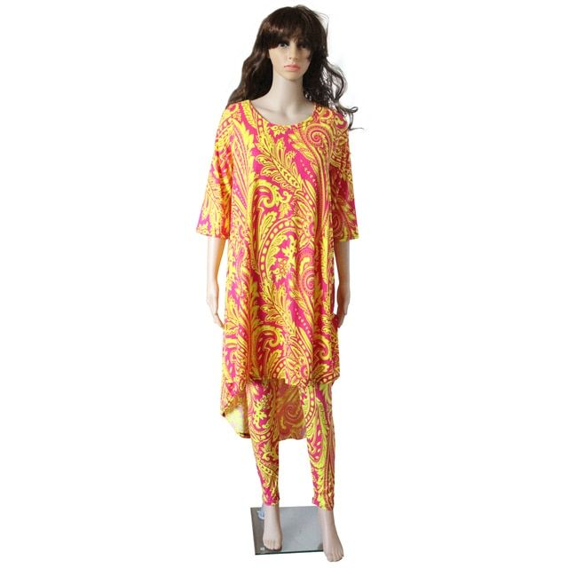Hot sale two pieces femme dashiki dress set plus size riche bazin african traditional print women 2 in1 set