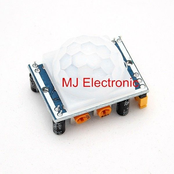 Hot Sale Adjust IR Pyroelectric Infrared IR PIR Motion Sensor Detector Module