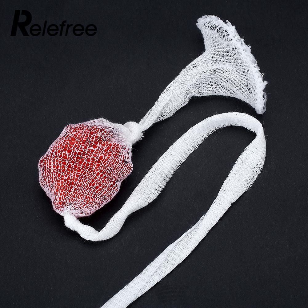 5m 50mm PVA Narrow Fishing Mesh Refill Water Dissolves Carp Fishing Stocking Bait Bag Practical Carp Fishing Accessories Tools